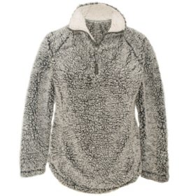 Member's Mark Ladies' Sherpa Pullover