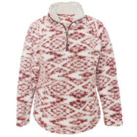 Member's Mark Ladies' Sherpa Pullover