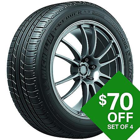 Michelin Premier A/S - 235/45R18 94V Tire