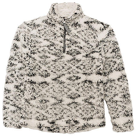 Member's Mark Youth Sherpa Pullover