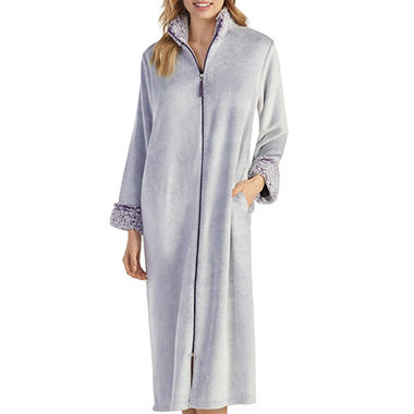 8f6ed4baf8 Anne Klein Plush Robe - Sam s Club