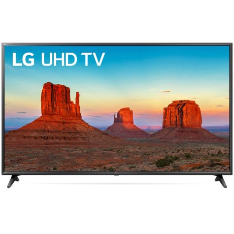 "LG 65"" Class 4K HDR Smart LED UHD TV - 65UK6090PUA"