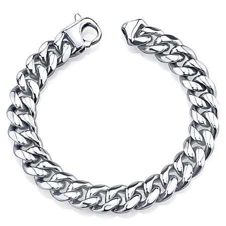 Men's Spartan Stainless Steel Reversible Bracelet