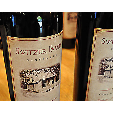 Switzer Family Vineyards Cabernet Sauvignon (750 ml)