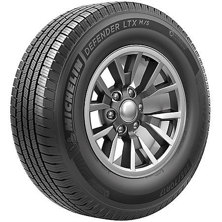Michelin Defender LTX M/S - LT285/70R17E 121R Tire