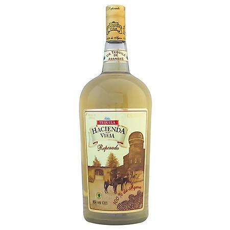 Hacienda Vieja Reposado Tequila (1.75 L)