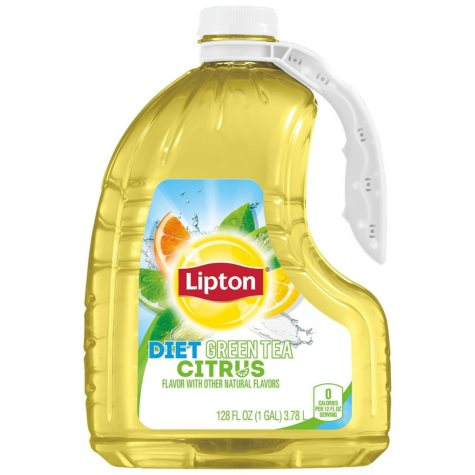 Lipton Diet Iced Green Tea Citrus (1 gal.)