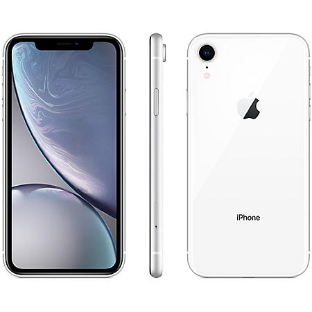 Apple iPhone XR (AT&T) - Choose Color and Size