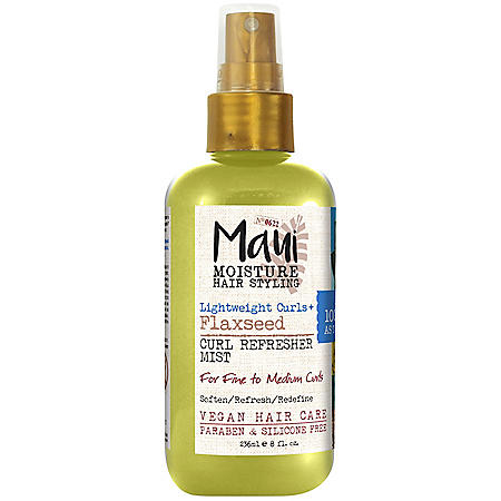 Maui Moisture Detoxifying + Volcanic Ash Shampoo, Conditioner and Hair Mask