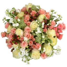 First Blush Valentine's Day Bouquet