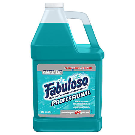 Fabuloso Multi-Purpose Cleaner Ocean Cool (128 oz.)