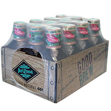 AriZona Good Brew Green Tea (20oz / 12pk)