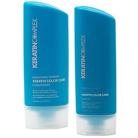 Keratin Complex Keratin Color Care Shampoo and Conditioner (13.5 oz., 2 pk.)