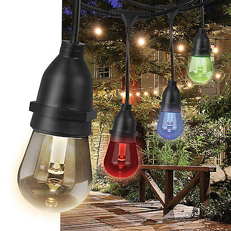 Feit Electric 30 Color Changing Led String Lights 15
