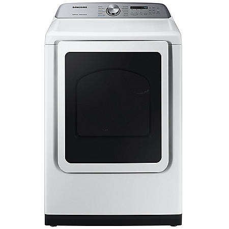 Samsung 7.4 cu. ft. Dryer with Steam Sanitize+