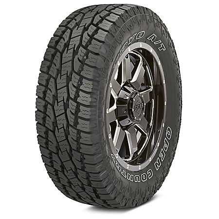 Toyo Open Country A/T II - LT295/60R20/E 126S Tire