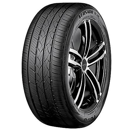 Toyo Versado Noir - 215/55R18 95H Tire