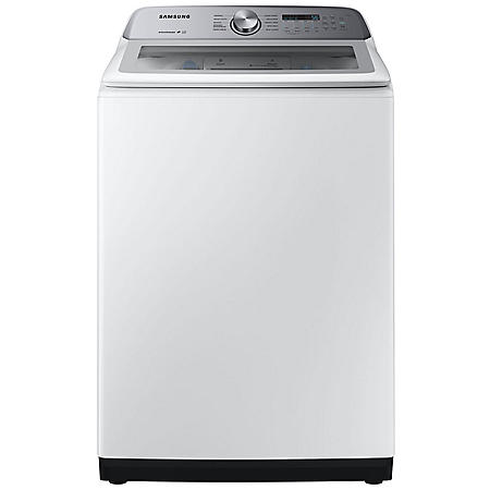 Samsung 5.0 cu ft. Top Load Washer with Active WaterJet
