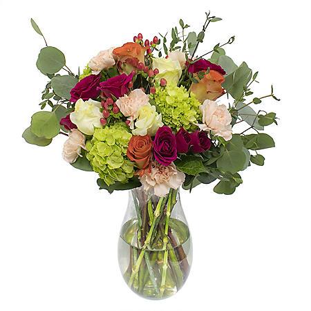 Colorful Spring Bouquet (10 Bouquets)