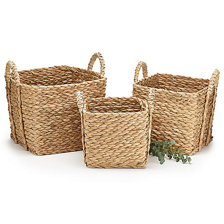Seagrass Basket (3 ct.)