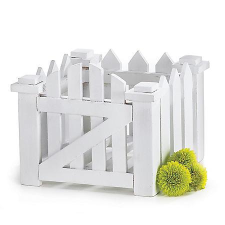 Picket Fence Planter (4 ct.)