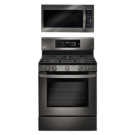 LG 2pc Cooking Bundle