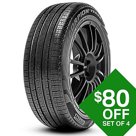 Pirelli Scorpion Verde A/S Plus II - 235/50R19 99V Tire