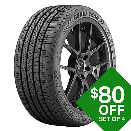 Goodyear Eagle Exhilarate - 225/45R17 94W Tire