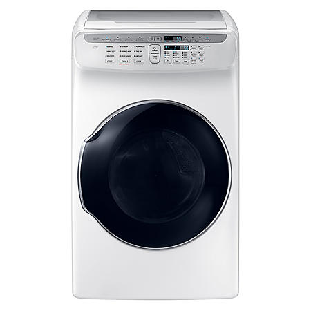 SAMSUNG 7.5 cu ft Multi-Steam Dryer - DVE55M9600 / DVG55M9600 - (CHOOSE: Color, Fuel Type)
