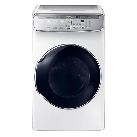 SAMSUNG 7.5 cu ft Multi-Steam Dryer - DVE60M9900 / DVG60M9900 - (CHOOSE: Color, Fuel Type)