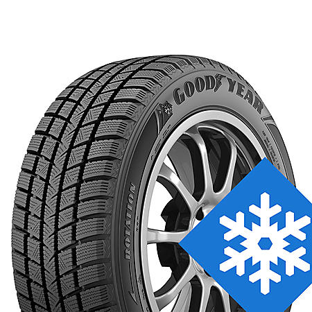 Goodyear WinterCommand - 225/55R18 98T Tire
