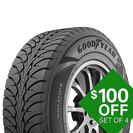 Goodyear WinterCommand - 265/65R18 114S Tire