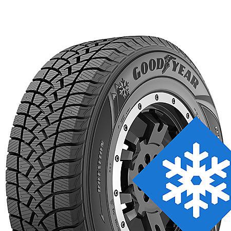 Goodyear WinterCommand - LT275/70R18/E 125Q Tire