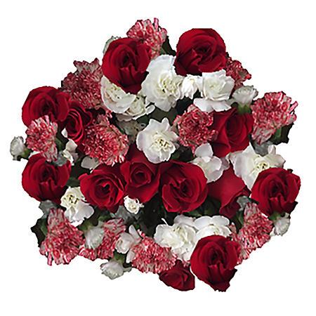 Candy Cane Bouquet (4 Bouquets)