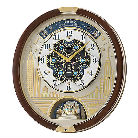 Seiko Melodies in Motion Clock 2019