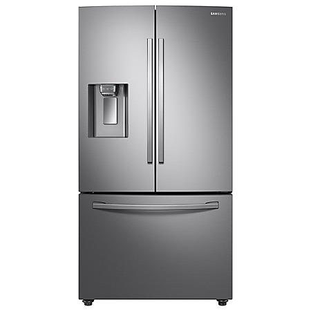 SAMSUNG - 3-Door French Door Refrigerator with CoolSelect Pantry™ (CHOOSE: Color, Refrigerator Depth)