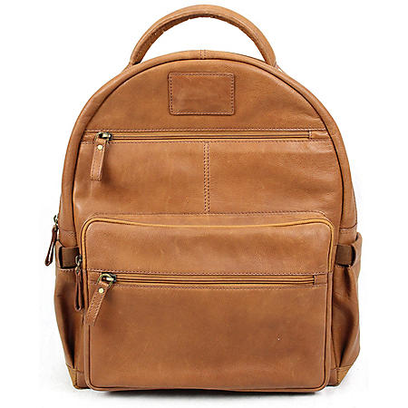 Buffalo Leather Backpack, Choose a Color