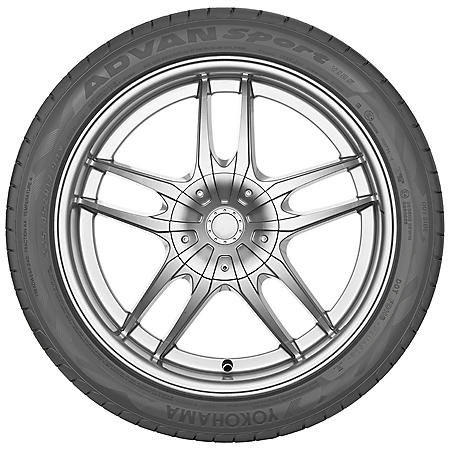 Yokohama Advan Sport V105G - 245/35R19 89W Tire