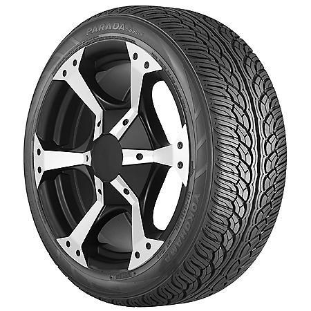 Yokohama Parada SpecX - 275/45R20 110V Tire