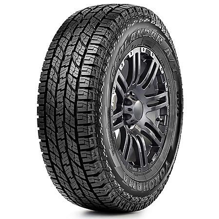 Yokohama Geolandar A/T G015 - LT245/75R16 120S Tire