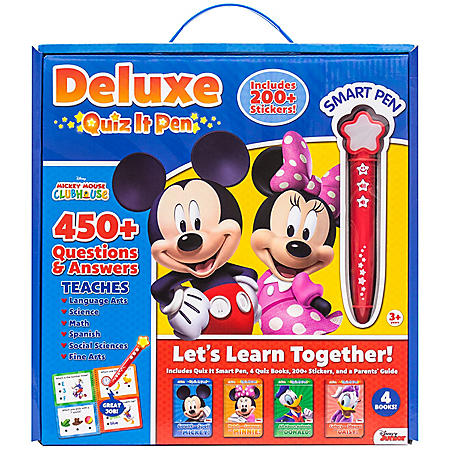 Disney Mickey Mouse Clubhouse Deluxe Quiz It Pen