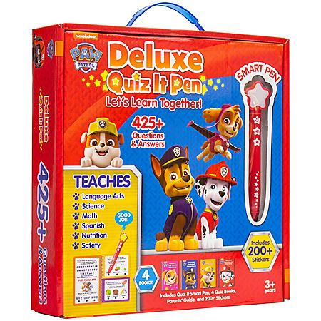 Nickelodeon PAW Patrol Deluxe Quiz It Pen