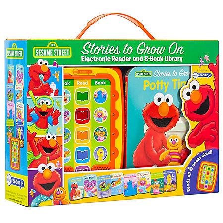 Sesame Street: Stories to Grow On With Elmo