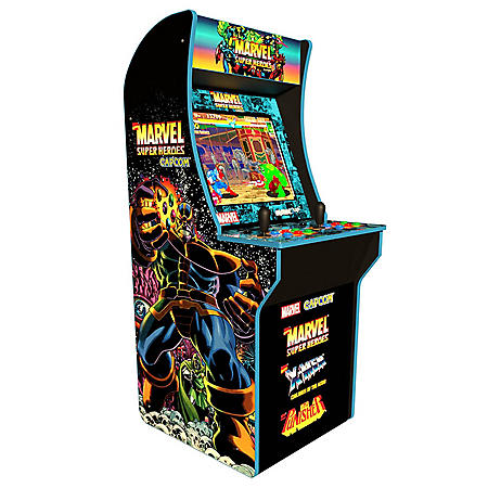 Marvel Superheros No-Riser Home Arcade Game