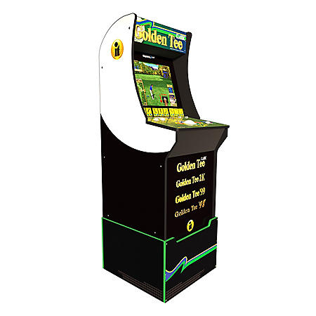Golden Tee Classic With Riser