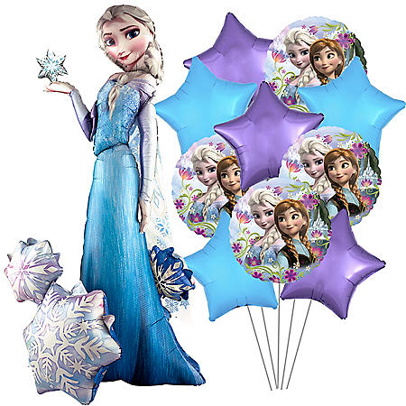 Frozen 2 Balloon Bundle (11 ct.)