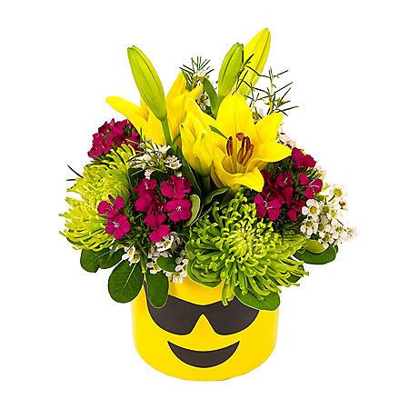 Cool Dude Happy Birthday Bouquet