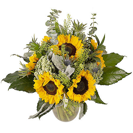 With Sympathy Bouquet