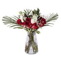 Red Rose Valentines Day Bouquet Deals