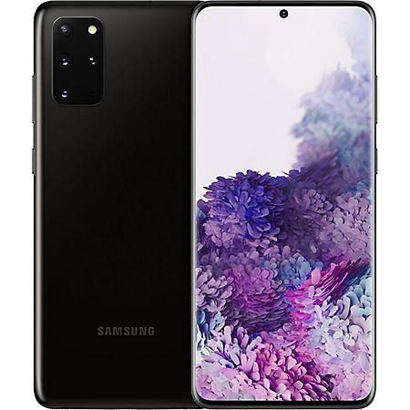 Samsung Galaxy S20+ 5G (AT&T) 512GB - Cosmic Black